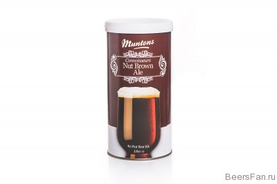 Muntons Nut Brown 1,8 кг