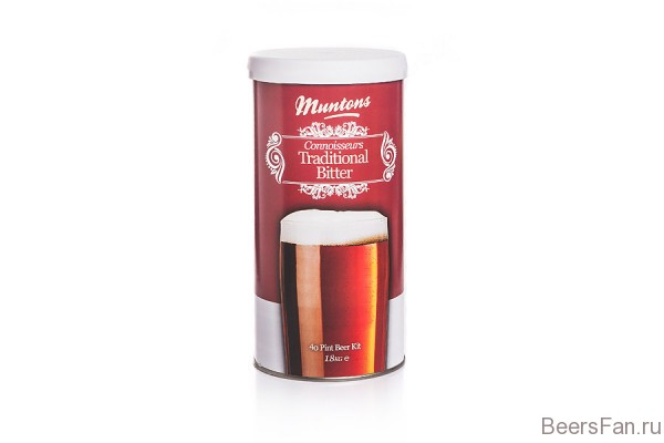 Muntons Traditional Bitter 1,8 кг