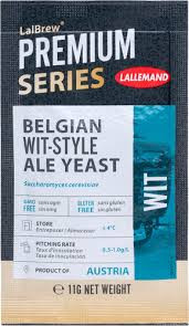 "Пивные дрожжи Lallemand ""Lalbrew Wit Belgian Wit-Style Ale"", 11 г"
