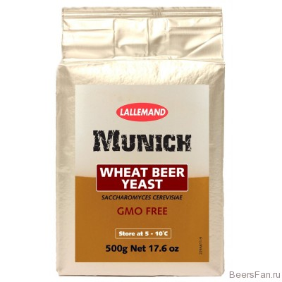 Дрожжи Lallemand Munich Wheat, 11 гр